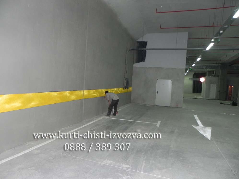 Качествено боядисване в сгради