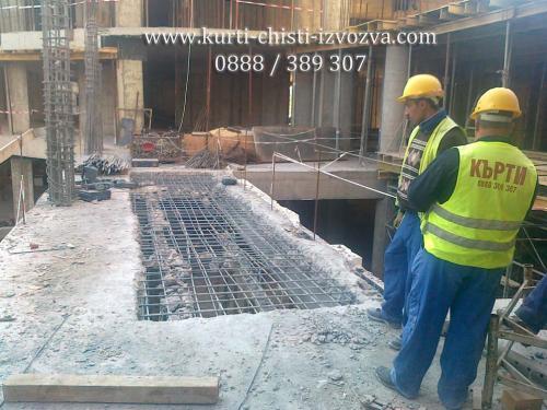 kurti beton